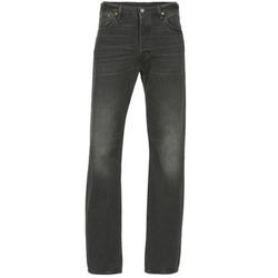 衣服 男士 直筒牛仔裤 Levi's 李维斯 501 黑色 / Range / P8013
