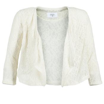 衣服 女士 外套/薄款西服 Le Temps des Cerises ILONA 白色