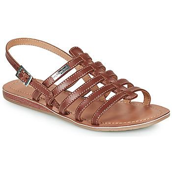 鞋子 女士 凉鞋 Les Tropéziennes par M Belarbi HAVAPO 茶色