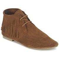 鞋子 女士 短筒靴 Betty London ELODALE 棕色