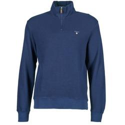衣服 男士 羊毛衫 Gant HONEYCOMB SWEAT 海蓝色