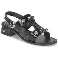 鞋子 女士 凉鞋 Sonia Rykiel 索尼亚·里基尔 SONIA BY - SLIPPI 黑色