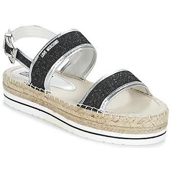 鞋子 女士 凉鞋 Love Moschino SIMONA 玫瑰色