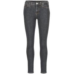 衣服 女士 紧身牛仔裤 Love Moschino AGAPANTE 灰色