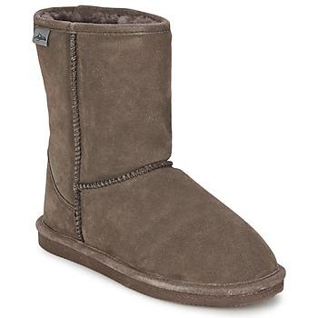 鞋子 女士 短筒靴 Axelda  灰色