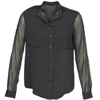 衣服 女士 衬衣/长袖衬衫 Joseph PRINCIPE 黑色