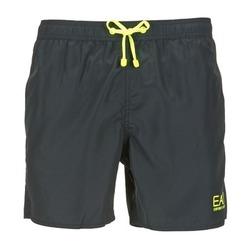 衣服 男士 男士泳裤 EA7 EMPORIO ARMANI BOXER BEACHWEAR 黑色
