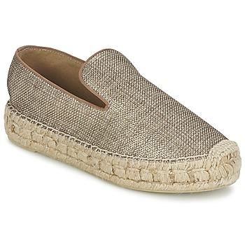 鞋子 女士 平底鞋 Ash 艾熙 XEM 金色