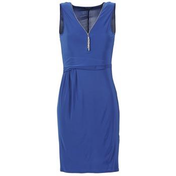 衣服 女士 短裙 Morgan ROPOM 蓝色