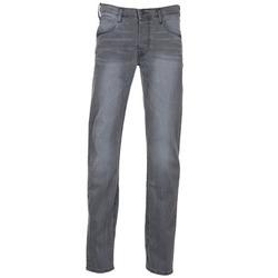 衣服 男士 直筒牛仔裤 Lee DAREN 灰色