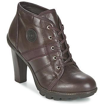 鞋子 女士 短靴 Pataugas FURBY/N 巧克力色