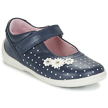 鞋子 女孩 平底鞋 Start Rite DAISY 蓝色