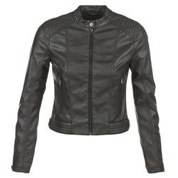 衣服 女士 皮夹克/ 人造皮革夹克 S.Oliver VERDUNE 黑色
