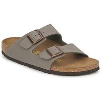 鞋子 休闲凉拖/沙滩鞋 Birkenstock 勃肯 ARIZONA Stone