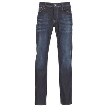 衣服 男士 紧身牛仔裤 Jack & Jones 杰克琼斯 CLARK JEANS INTELLIGENCE 蓝色 / Brut