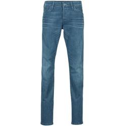 衣服 男士 紧身牛仔裤 Jack & Jones 杰克琼斯 GLENN JEANS INTELLIGENCE 海蓝色