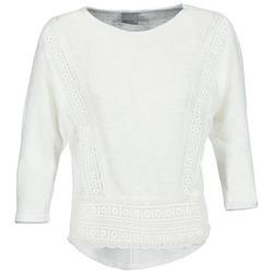 衣服 女士 长袖T恤 Vero Moda MYBELLA 白色