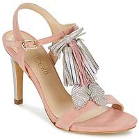鞋子 女士 凉鞋 Fericelli PATIERNA 玫瑰色