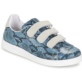 鞋子 女士 球鞋基本款 Yurban ETOUNATE 蓝色 / 牛仔