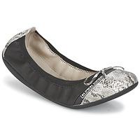 鞋子 女士 平底鞋 Les P'tites Bombes CAPRICE 黑色
