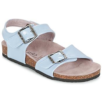鞋子 女孩 凉鞋 Les P'tites Bombes J ROSE 蓝色
