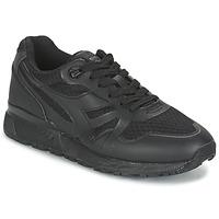 鞋子 男士 球鞋基本款 Diadora 迪亚多纳 N9000 MM II 黑色