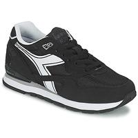 鞋子 球鞋基本款 Diadora 迪亚多纳 N-92 黑色 / 白色