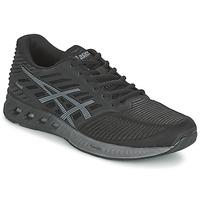 鞋子 男士 跑鞋 Asics 亚瑟士 FUZEX 黑色