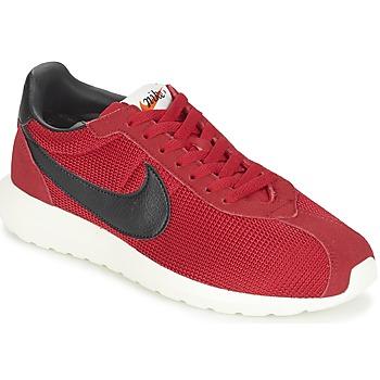 鞋子 男士 球鞋基本款 Nike 耐克 ROSHE LD-1000 红色 / 黑色