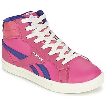 鞋子 女孩 高帮鞋 Reebok Classic REEBOK ROYAL COMP 2 玫瑰色