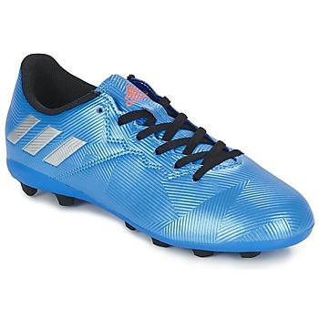 鞋子 男孩 足球 adidas Performance 阿迪达斯运动训练 MESSI 16.4 FXG J 蓝色