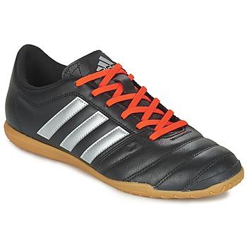 鞋子 男士 足球 adidas Performance 阿迪达斯运动训练 GLORO 16.2 INDOOR 黑色