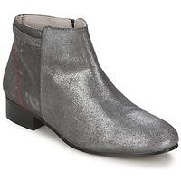 鞋子 女士 短筒靴 Alba Moda FLONI 银灰色