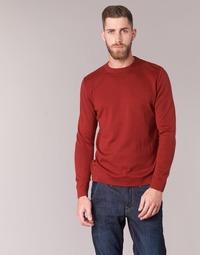 衣服 男士 羊毛衫 B.O.T.D ELABASE ROUND 红色