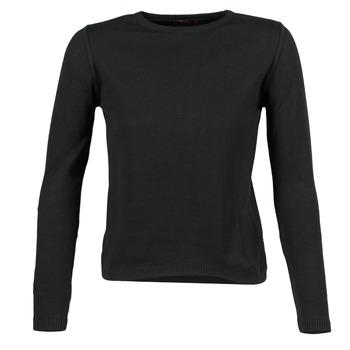 衣服 女士 羊毛衫 B.O.T.D ECORTA 黑色