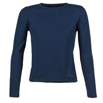 衣服 女士 羊毛衫 B.O.T.D ECORTA 海蓝色