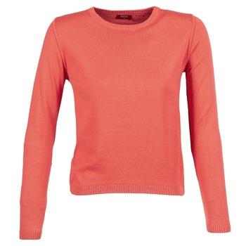 衣服 女士 羊毛衫 B.O.T.D ECORTA 橙色