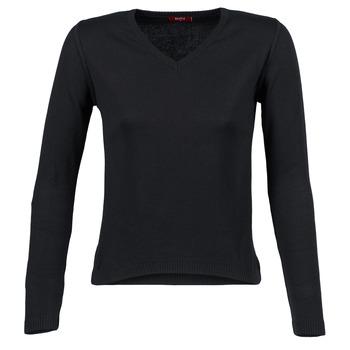 衣服 女士 羊毛衫 B.O.T.D ECORTA VEY 黑色