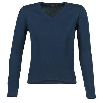 衣服 女士 羊毛衫 B.O.T.D ECORTA VEY 海蓝色