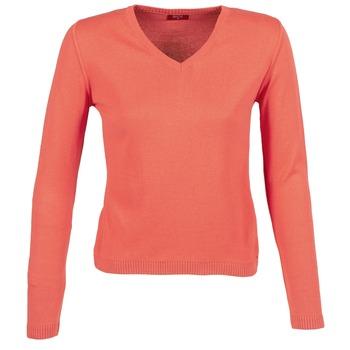 衣服 女士 羊毛衫 B.O.T.D ECORTA VEY 橙色