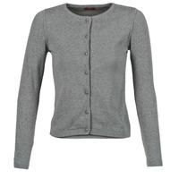 衣服 女士 羊毛開衫 B.O.T.D EVANITOA 灰色
