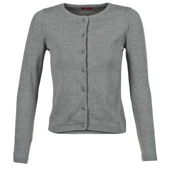 衣服 女士 羊毛开衫 B.O.T.D EVANITOA 灰色