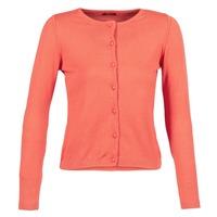 衣服 女士 羊毛开衫 B.O.T.D EVANITOA 橙色
