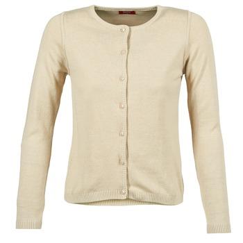 衣服 女士 羊毛开衫 B.O.T.D EVANITOA 米色