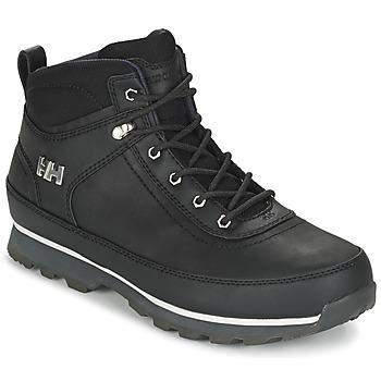鞋子 男士 短筒靴 Helly Hansen 海丽汉森 CALGARY 黑色