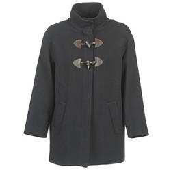 衣服 女士 大衣 Benetton DILO 黑色