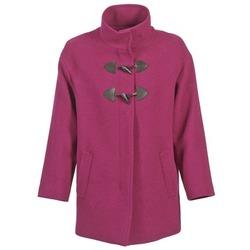 衣服 女士 大衣 Benetton DILO 玫瑰色