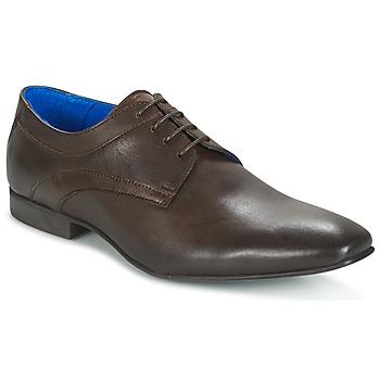 鞋子 男士 德比 Carlington 卡尔顿 MECA 棕色