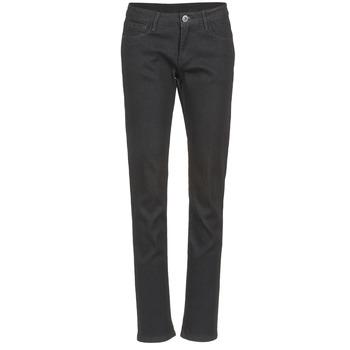衣服 女士 直筒牛仔裤 Yurban IESQUANE 黑色