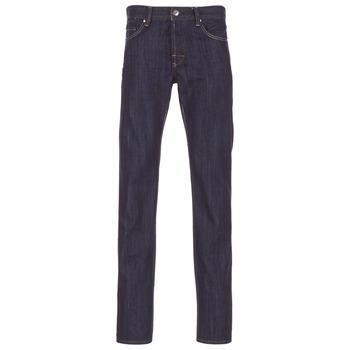 衣服 男士 直筒牛仔裤 Yurban IEDABALO 蓝色 / Brut